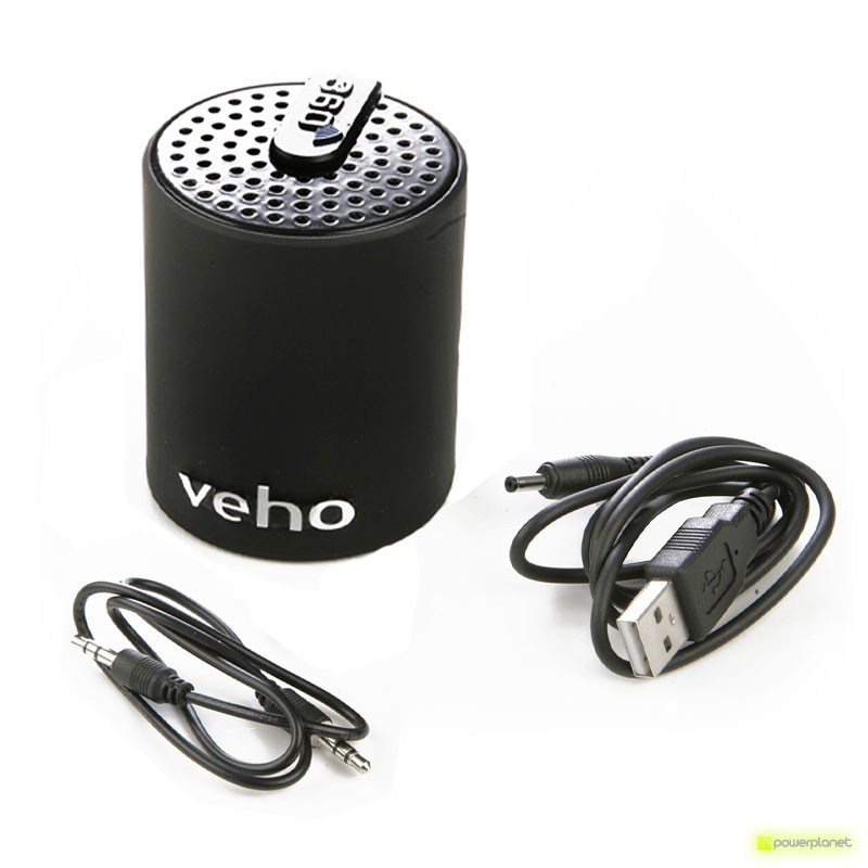 Veho M3 - Alta-voz Bluetooth - Item