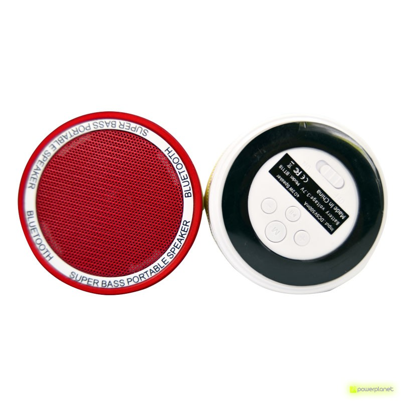 Altavoz Bluetooth BT 118 - Ítem1