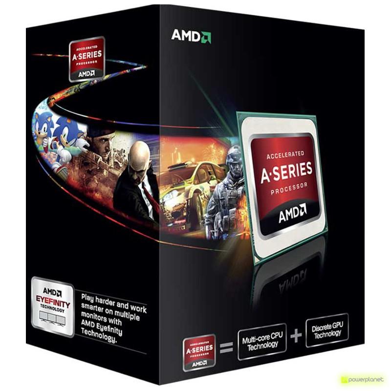 AMD A series A10-5800K