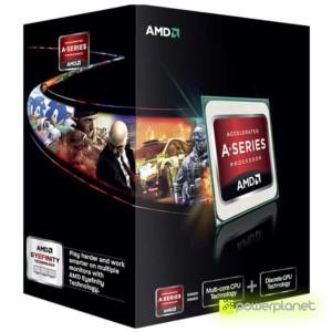 AMD A series A8-6600K