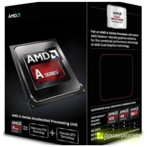 AMD A series A6-6400K