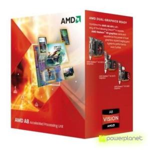 AMD A series A8-5600K