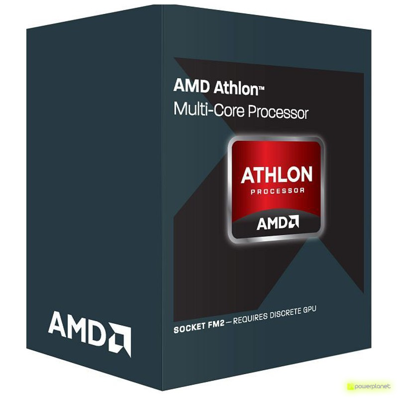 AMD Athlon X2 370K - Item