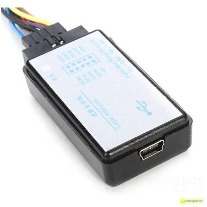 Analisador Lógico USB 8 Canais - Item2
