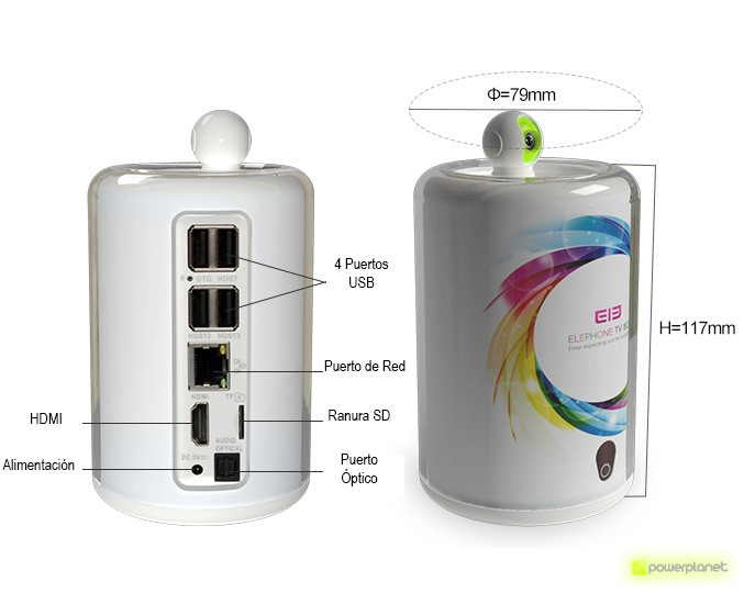 Elephone Tv Box - Item4