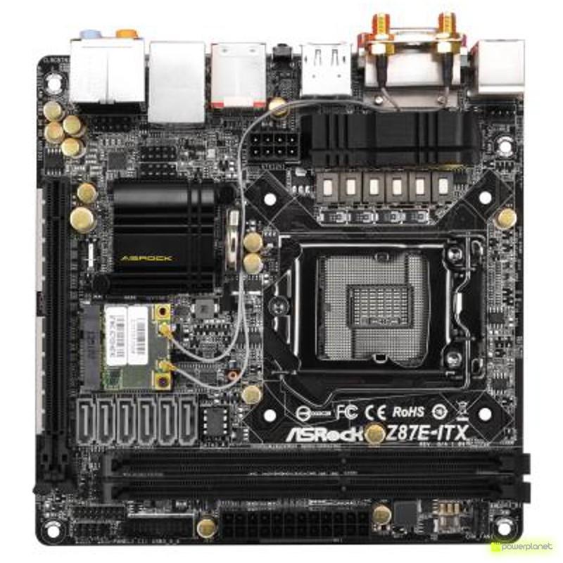 Asrock Z87E-ITX placa base