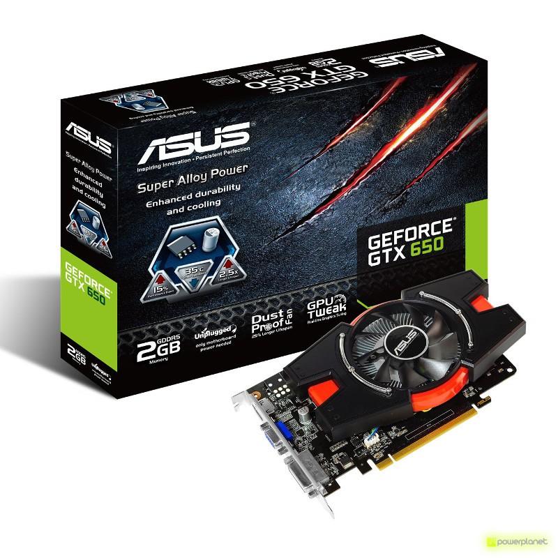 ASUS PCI-E N GTX650-E-1GD5
