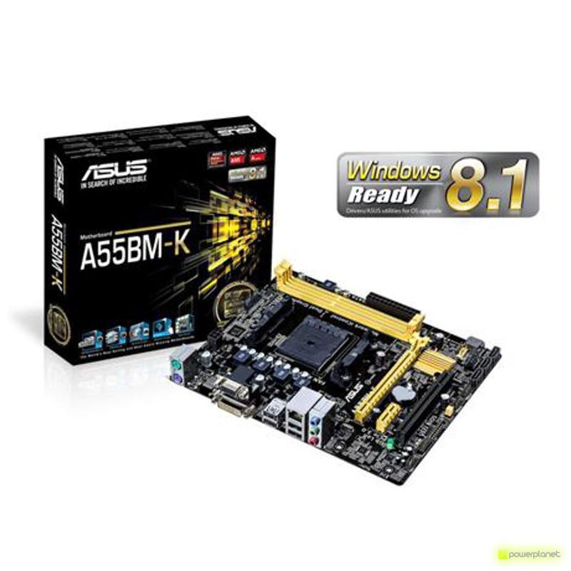 ASUS A55BM-K