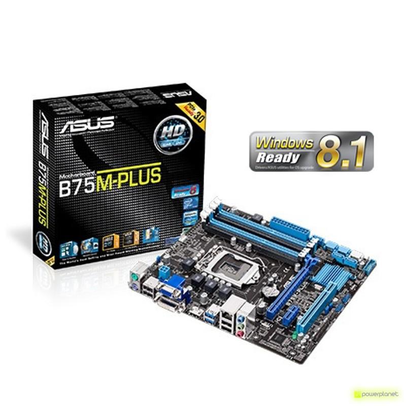 ASUS B75M-Plus