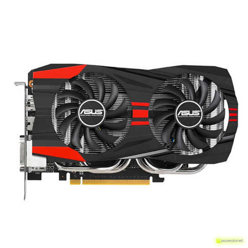 ASUS PCI-E N GeForce GTX 760 DirectCU II OC 2GB