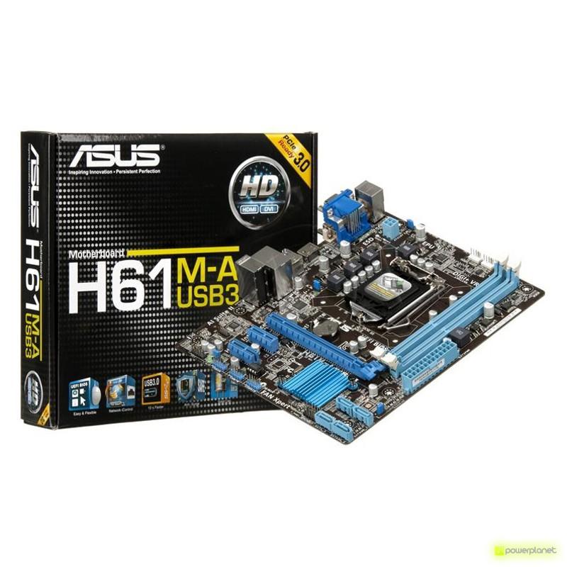 ASUS H61M-A