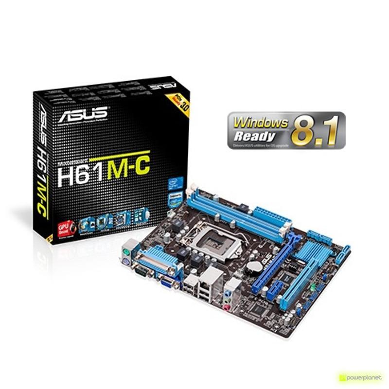 ASUS H61M-C