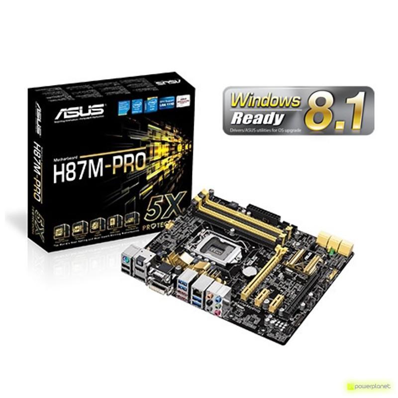 ASUS H87M-Pro