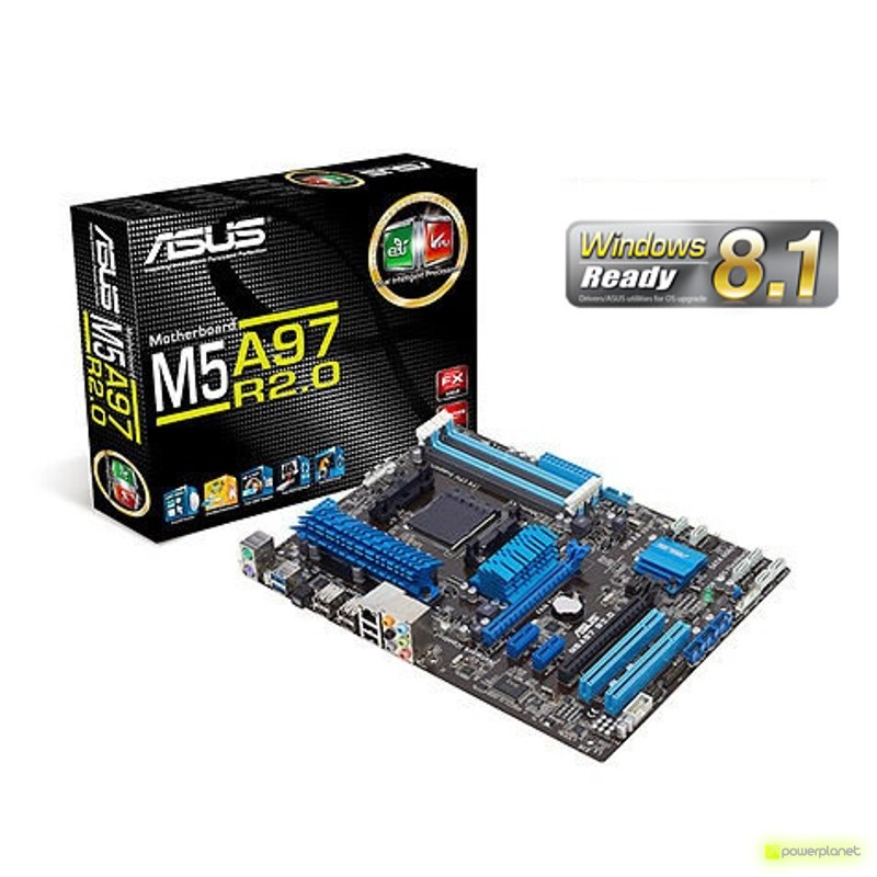 ASUS M5A97 R2.0 placa base - Ítem
