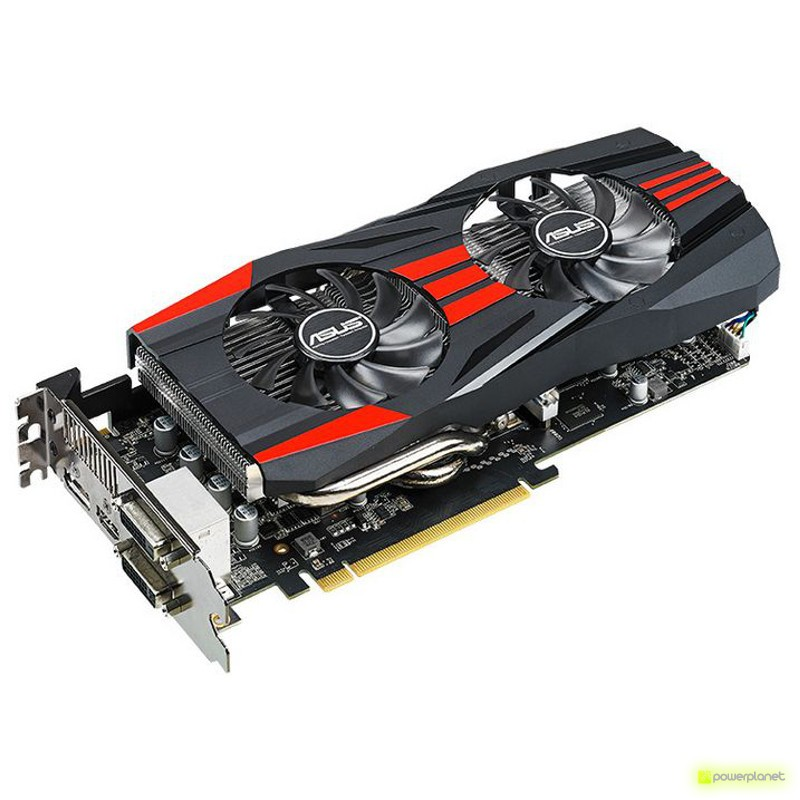ASUS PCI-E A R9270X-DC2T-2GD5 video card