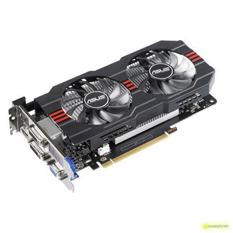 ASUS PCI-E N GTX650TI-OC-2GD5