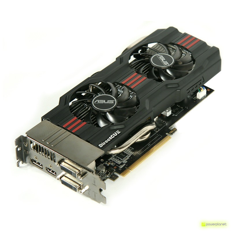 ASUS PCI-E N GeForce GTX 660 DirectCU II - Item