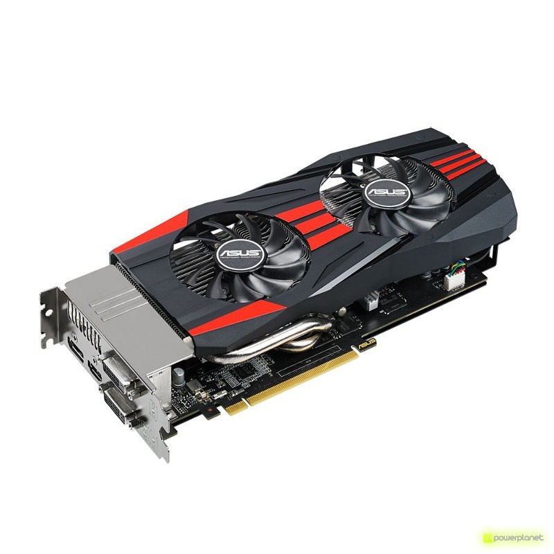 ASUS PCI-E N GeForce GTX 760, 2GB