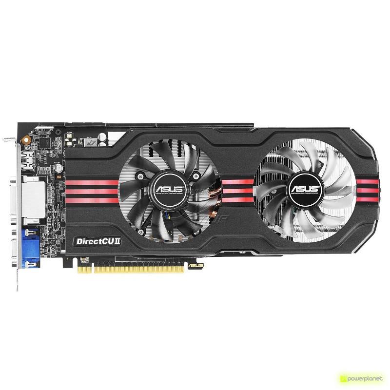 ASUS PCI-E N GTX650TI-DC2O-1GD5