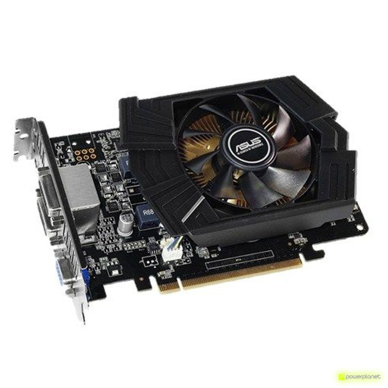 ASUS PCI-E N GTX750TI-PH-2GD5 - Ítem