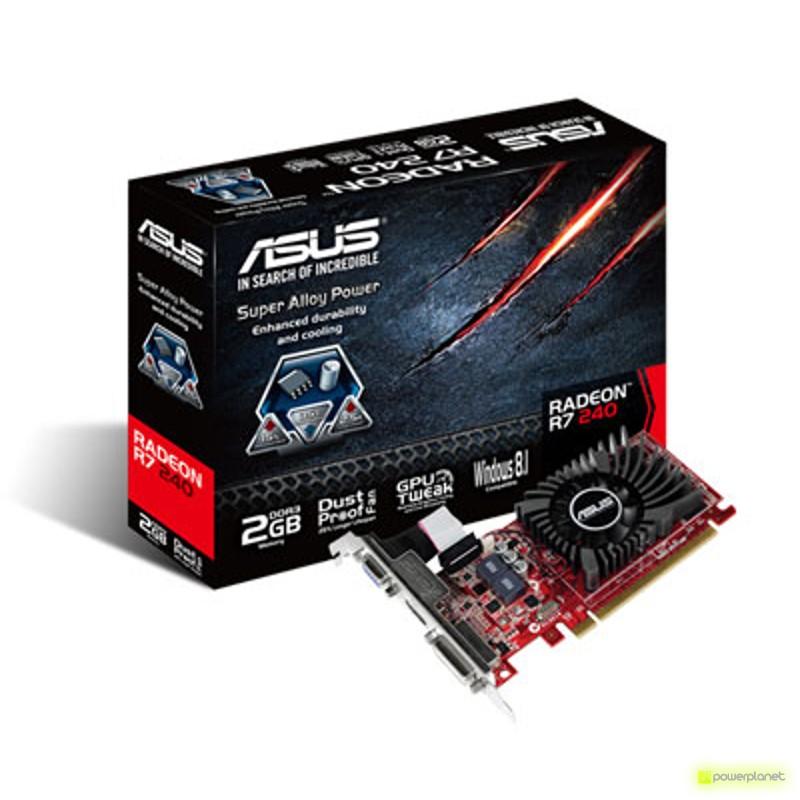 Asus R7 240 OC 4GB DDR5