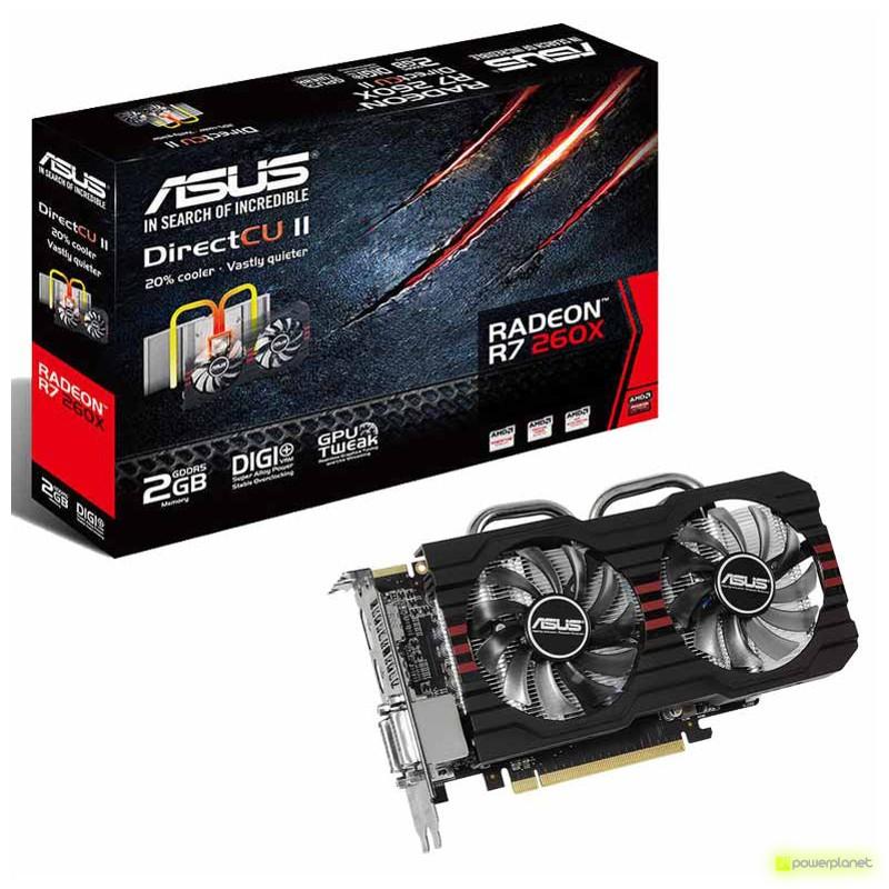 ASUS PCI-E A AMD Radeon R7260