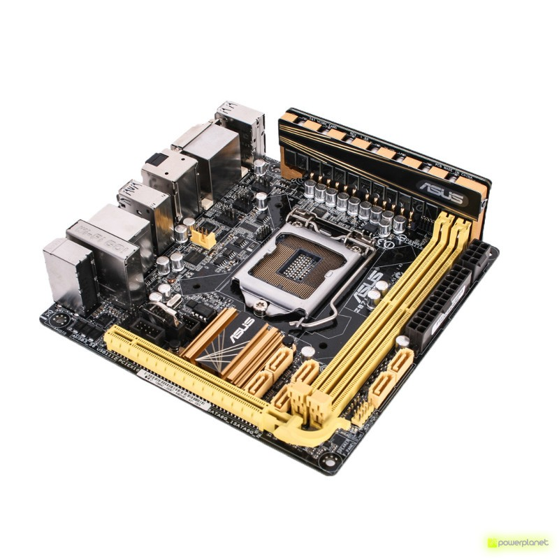 ASUS Z87I-Pro