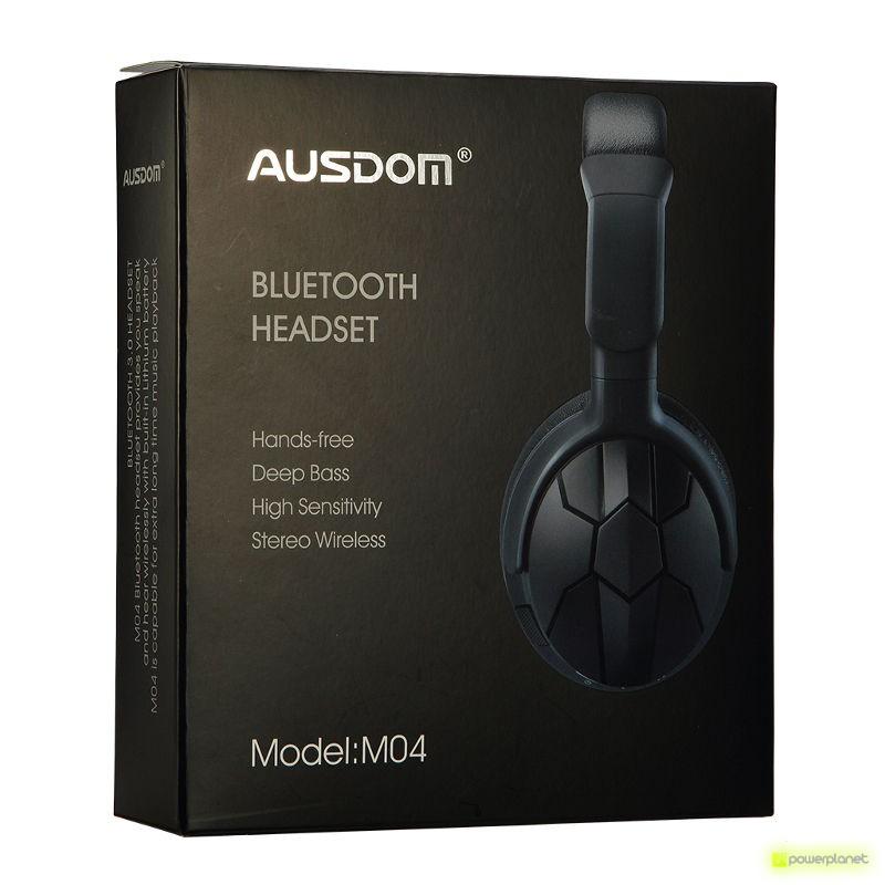 Ausdom Headphones bluetooth M04 - Item11