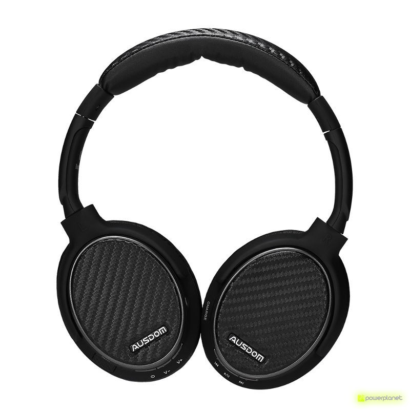 Ausdom Headset bluetooth M05