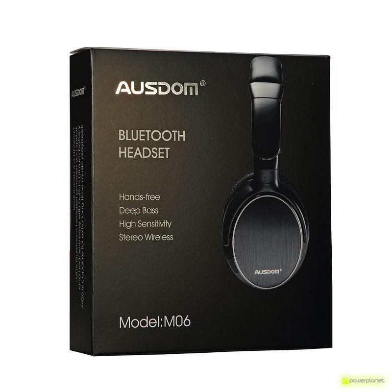 Ausdom Headset bluetooth m06 - Item12