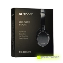 Ausdom Headset bluetooth m06 - Item12