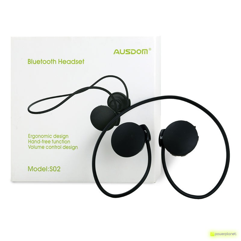 Bluetooth Headphones Ausdom S02 - Item7