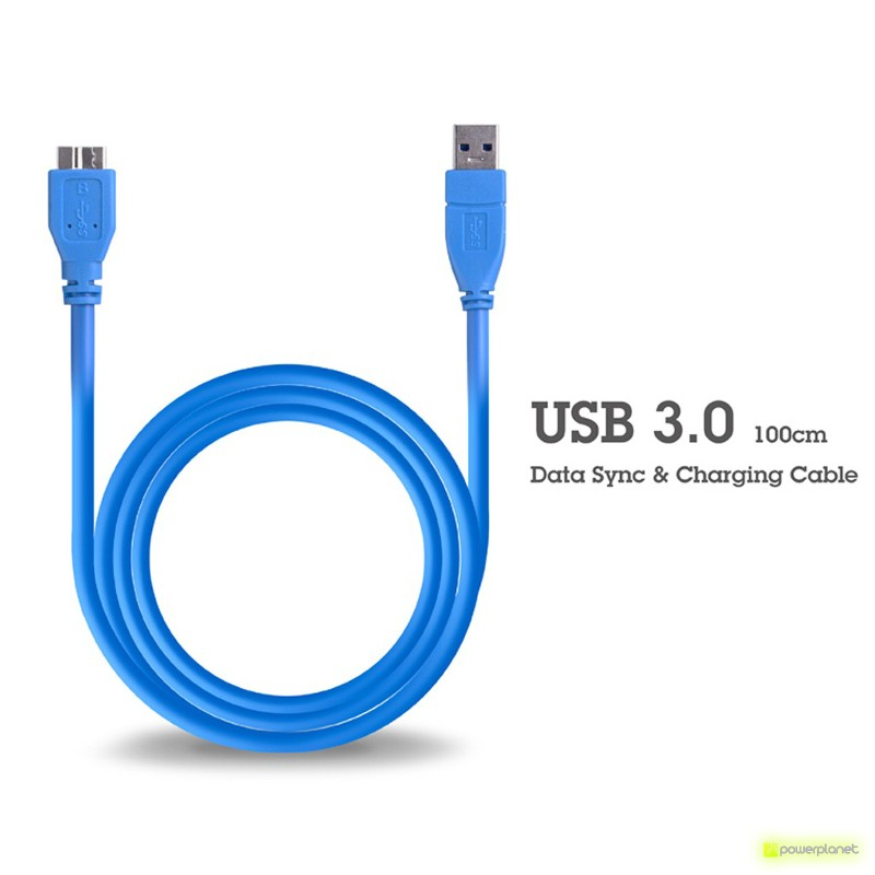 Cabo Avantree USB3.0 Tipo A.A MICRO B - Item