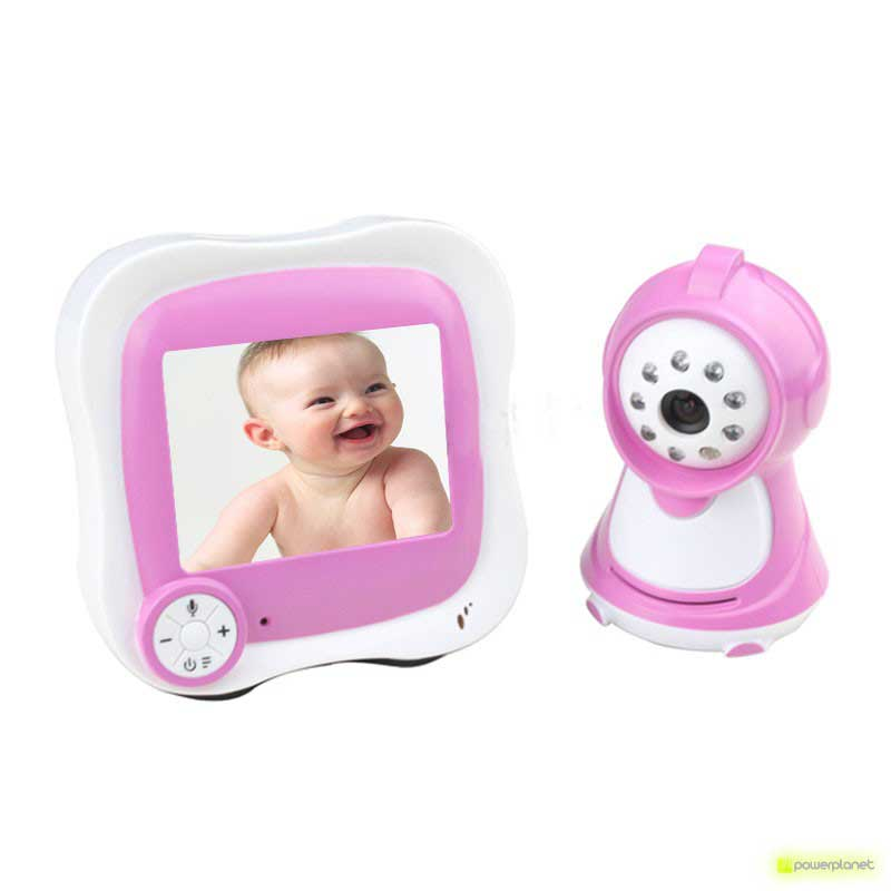 Baby Monitor Wireless - vigilancia infantil