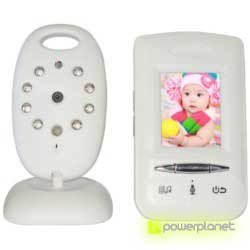 Baby Monitor Wireless VB602. - Item1