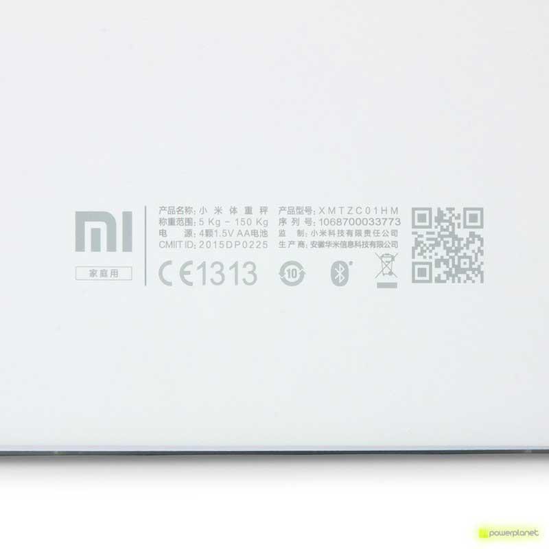 Inteligente Scale Xiaomi Mi Scale - Item7