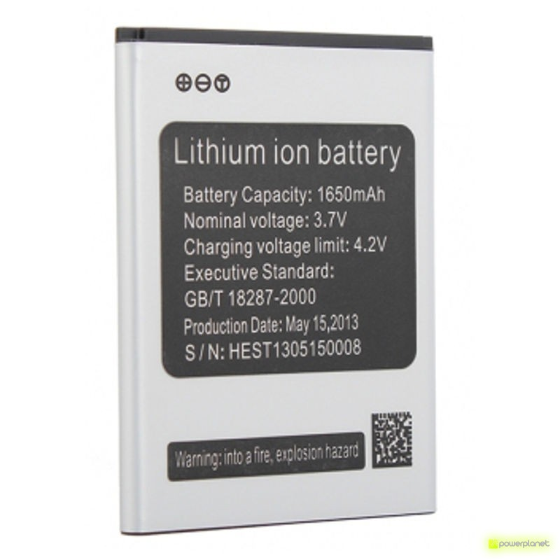Bateria Elephone P10 Compatível