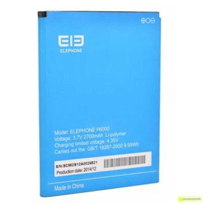 comprar elephone p6000 bateria