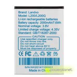 Batería Landvo L200 - Ítem1