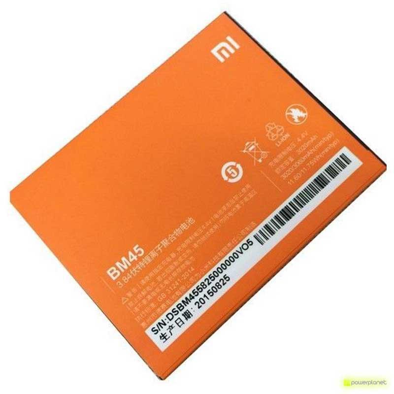 Batería Compatível Xiaomi Redmi Note 2