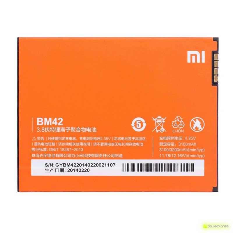 Batería Xiaomi Redmi Note - BM42