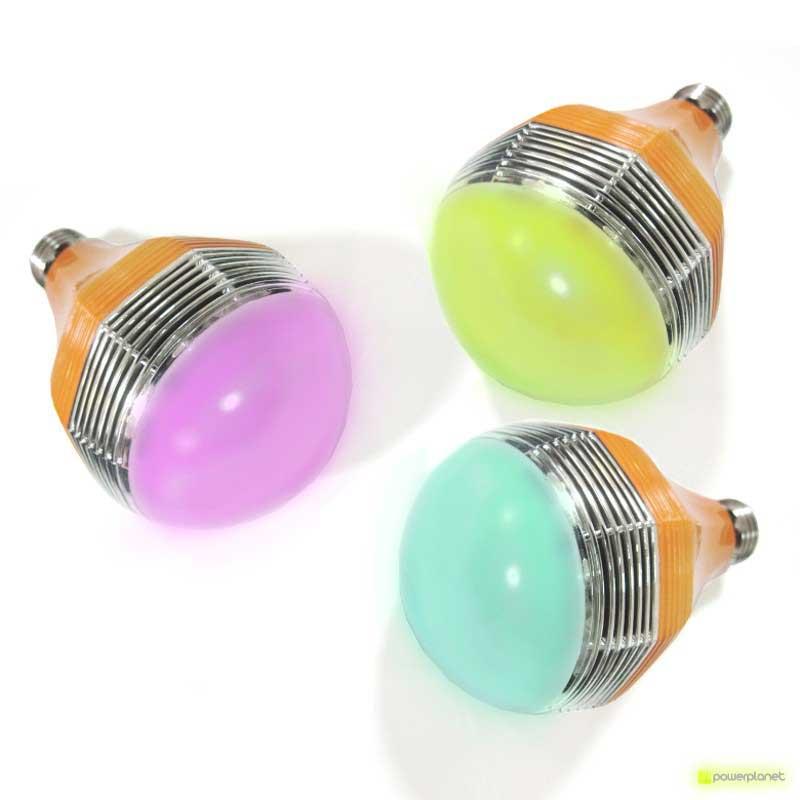 comprar Lâmpada LED PlayBulb alto-falante Bluetooth e WiFi, comprar Lâmpada LED PlayBulb alto-falante Bluetooth e WiFi barata, lampada cor e música, comprar lampada barata, comprar lampada LED - Item1