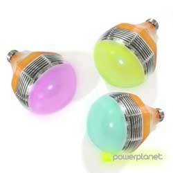 bombilla LED con música, bombilla luz de colores y música, bombilla playbulb, comprar bombilla musical, comprar bombilla led con sonido, comprar bombilla con sonido, bombilla de colores, comprar playbulb bluetooth - Ítem1