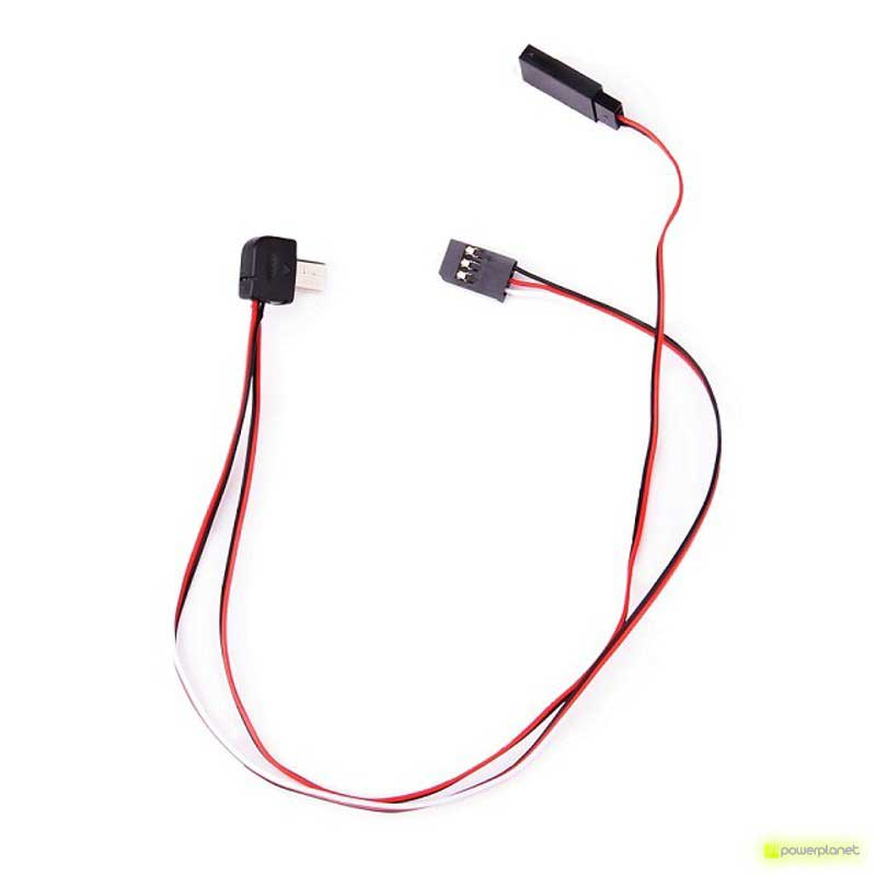 FPV cable for GitUp
