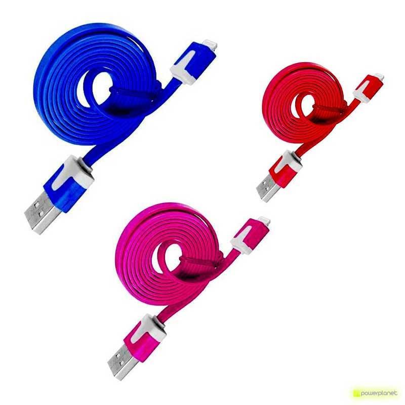 Cable USB 2.0 a MicroUSB - Ítem1
