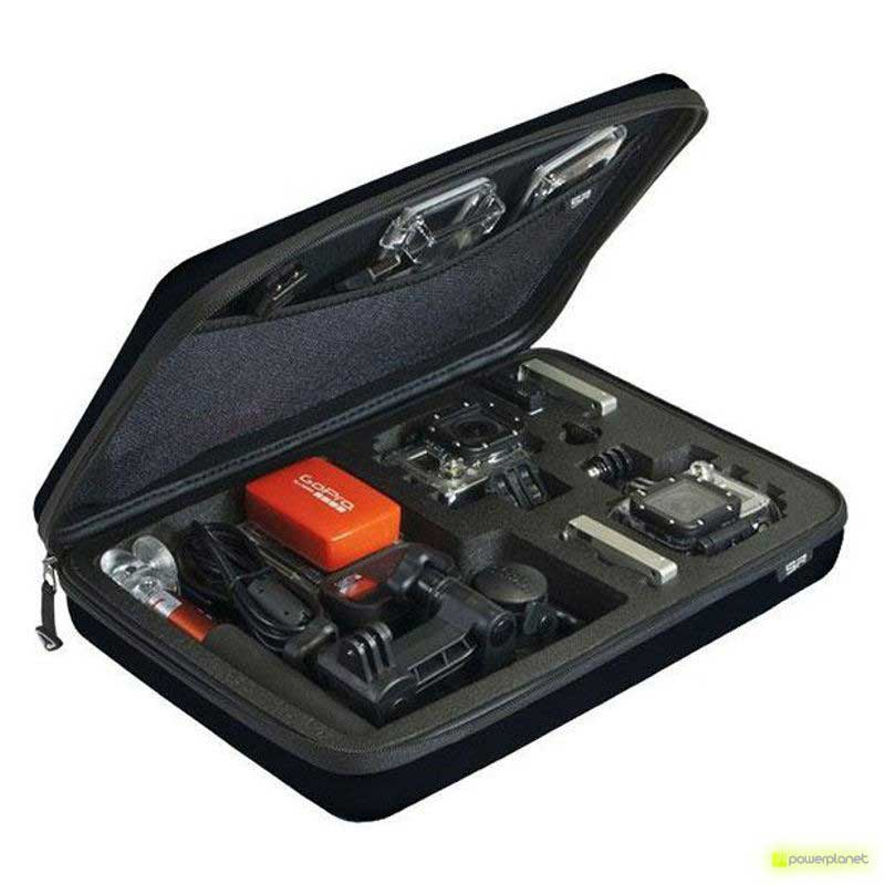 Caja Grande Accesorios para GoPro / SJ4000 / SJ5000 - Ítem3