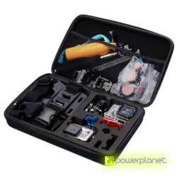 Caja Grande Accesorios para GoPro / SJ4000 / SJ5000 - Ítem4