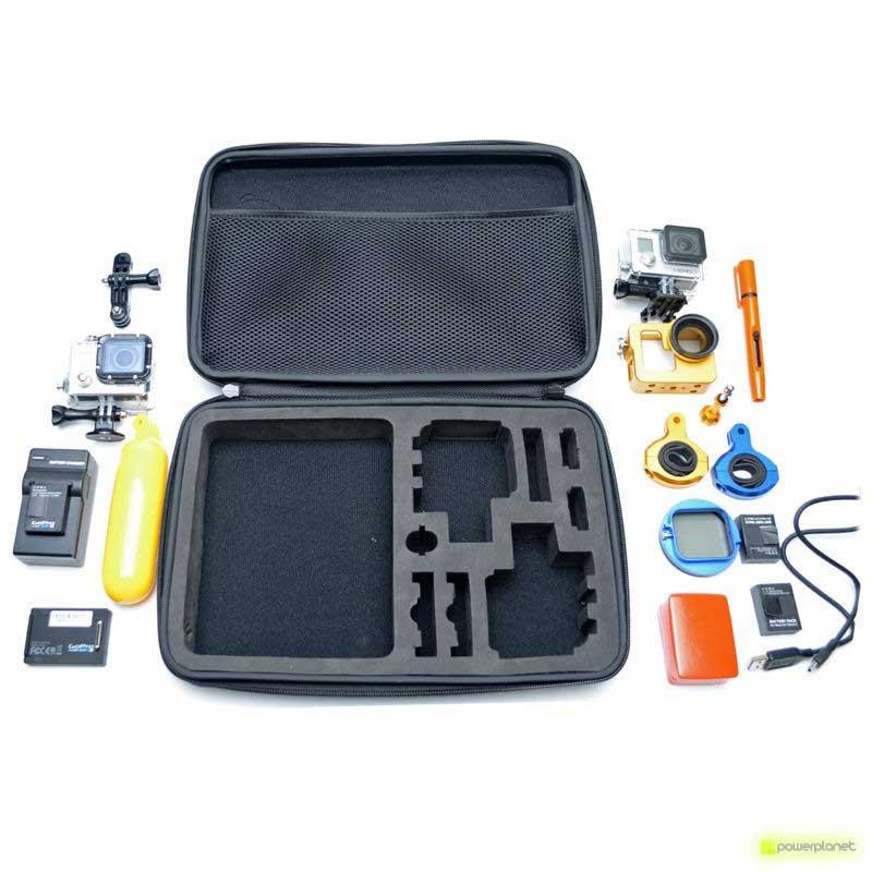 Caixa Coleção tamanho grande para GoPro / SJ4000 / SJ5000 - Item2