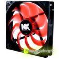 Ventilador caja NOX Serie NX 12cm Rojo - Ítem