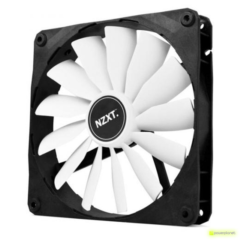 Ventilador caja NZXT FX 140mm 2000 RPM - Item